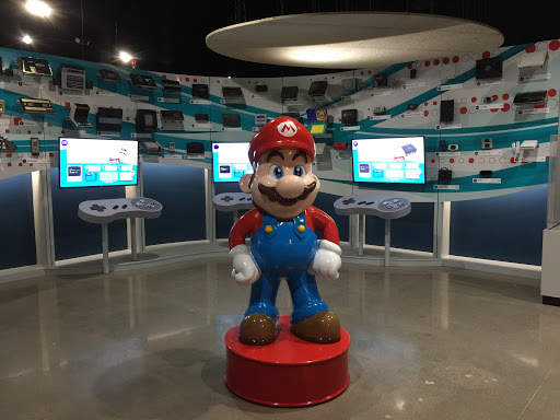 National Video Game Museum in Texas